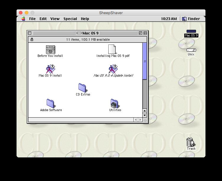 powerpc emulator for mac